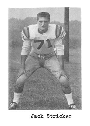 1960 Senior Stricker Jack