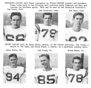 1960 Up and Coming Players