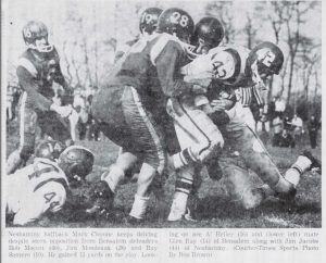 1961 Bensalem Game Mark Ciccone