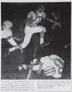 1961 Bristol Game John Rothrock