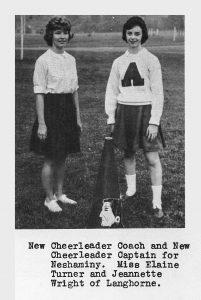1961 Cheer Photo 1
