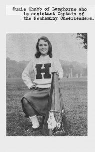 1961 Cheer Photo 2