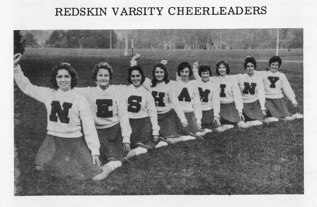 1961 Cheer Team