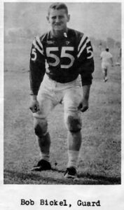 1961 Senior Bob Bickel