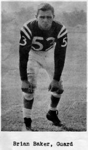 1961 Senior Brian Baker