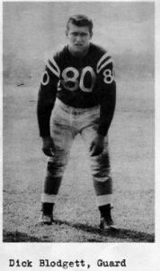 1961 Senior Dick Blodgett
