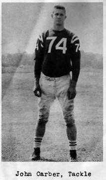 1961 Senior John Carber