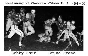1961 Woodrow Wilson Barr and Evans