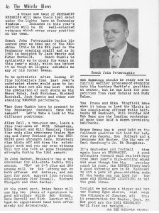 1961_09_08 Intro to the Season