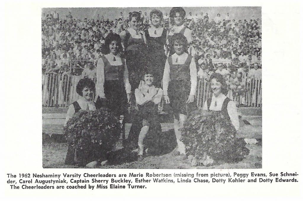 1962 Cheer