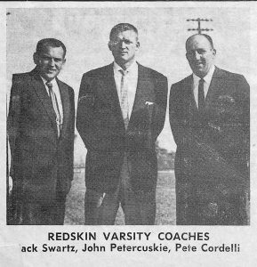 1962 Coaching Staff