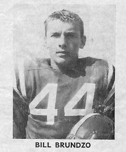1962 Junior Bill Brundzo