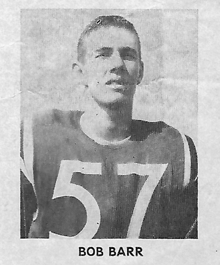 1962 Junior Bob Barr