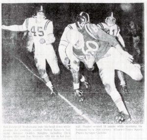 1962 Kendrick Game Bob Baxter
