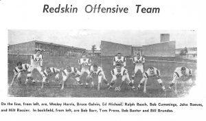 1962 Offense