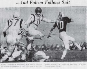 1962 Pennsbury Game Photo