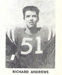 1962 Senior Andrews RIchard