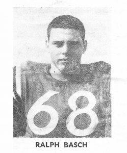 1962 Senior Basch Ralph