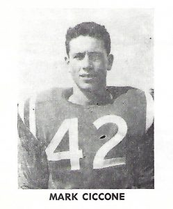 1962 Senior Ciccone Mark