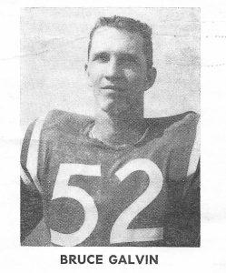 1962 Senior Galvin Bruce