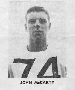1962 Senior McCarty John