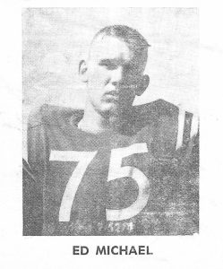 1962 Senior Michael Ed