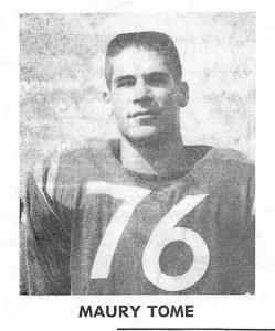 1962 Senior Tome Maury