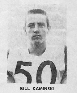 1962 Sophomore Bill Kaminski