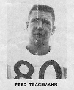 1962 Sophomore Fred Trageman