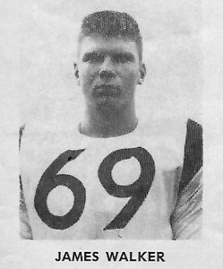 1962 Sophomore James Walker