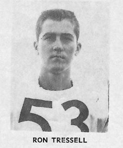 1962 Sophomore Ron Tressell
