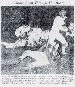 1962 Tennent Game Tom Dee