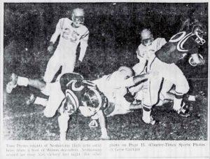1962 Wilson Game Preno
