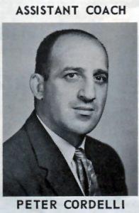1962 nice portrait coach cordelli