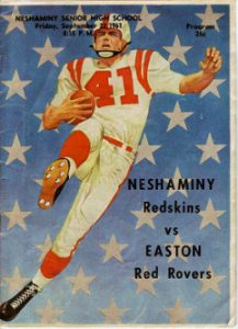 1962_Easton_game_program_cover