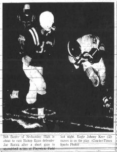 1963_09_13 Bishop Egan game_Baxter
