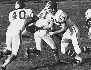 1964 Pennsbury game - action photo 1