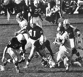 1964 Pennsbury game - action photo 2