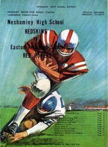 1965_09_24_Easton Game Program