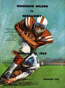 1965 Cover - November 19, 1965 - Neshaminy Vs Woodrow Wlson