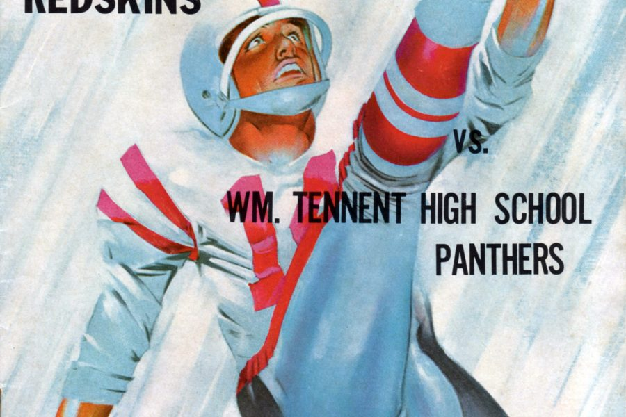 1966 Cover - October 28, 1966 Neshaminy Vs Tennent