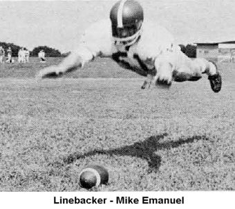 1969 Mike Emanuel