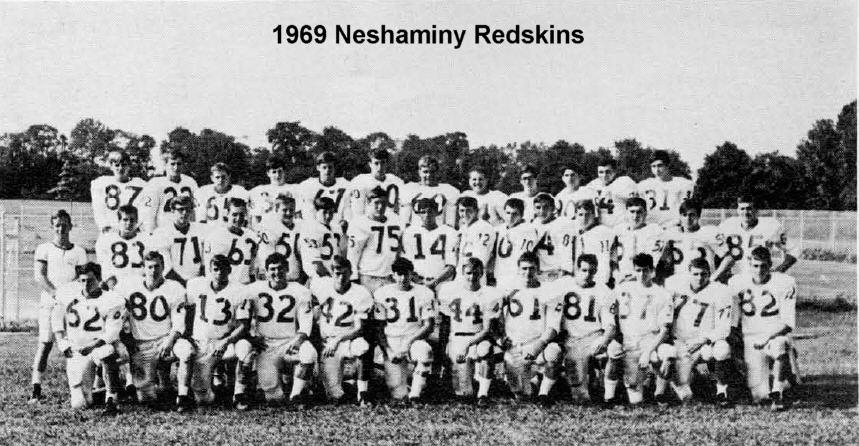 1969 Neshaminy Redskins