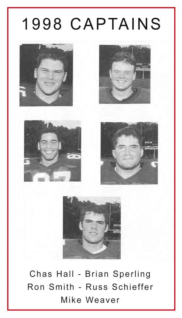 1998 Captains