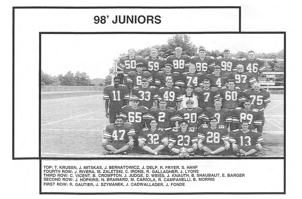 1998 Juniors