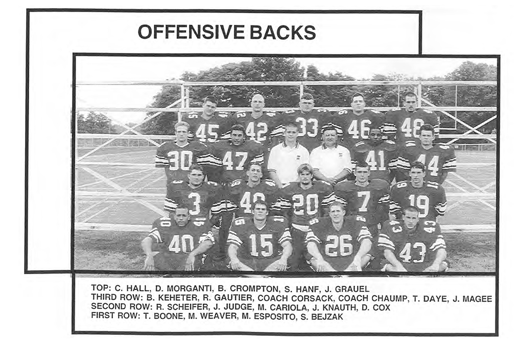 1998 Offensive Backs