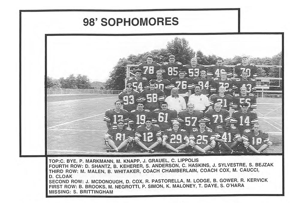 1998 Sophomores