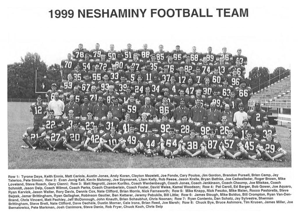 1999 Neshaminy Redskins