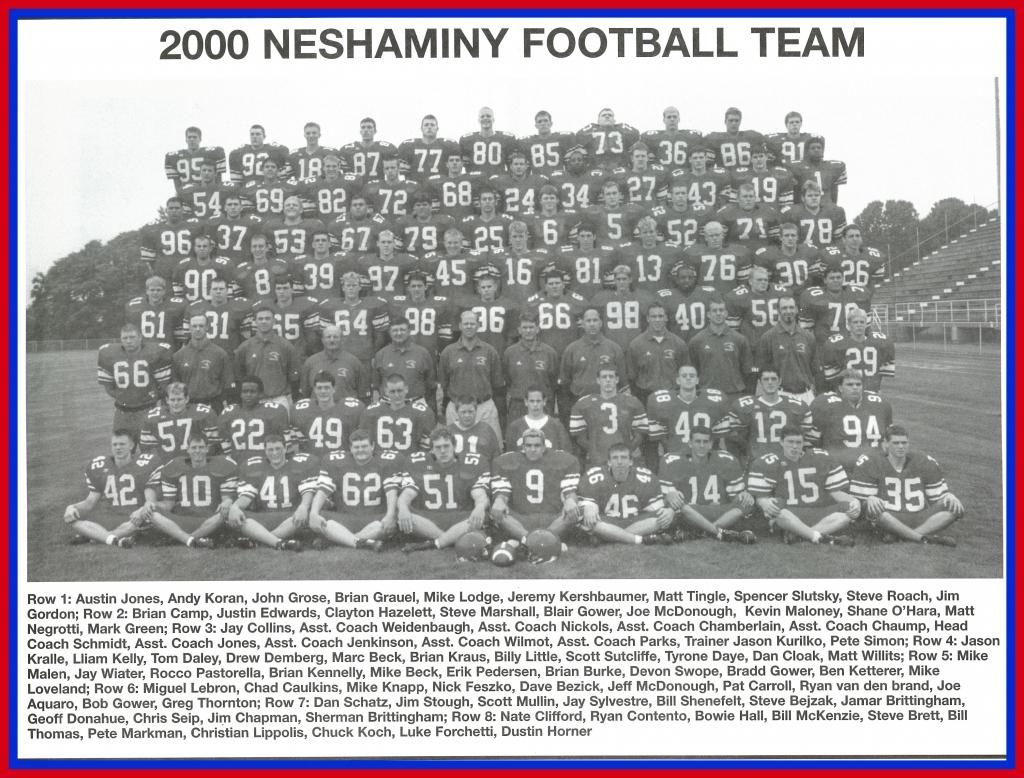 2000 Team Photo