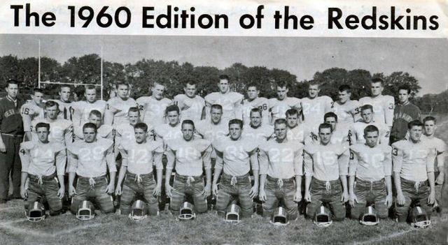 1960 Neshaminy Redskins